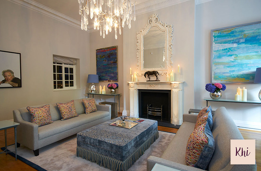 Knightsbridge Apartment, Chelsea