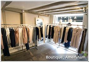 Boutique, Amersham