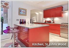 Kitchen, St Johns Wood