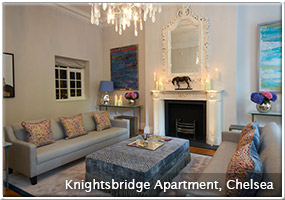 Knightsbridge Apartment, Chelsea