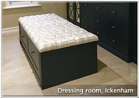 Dressing room, Ickenham